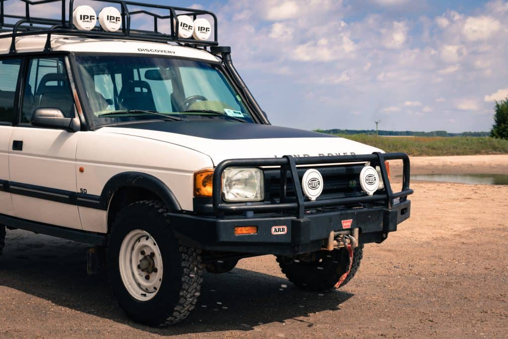 Discovery 1 - MadPenguin.net. Classic Land Rover Resources